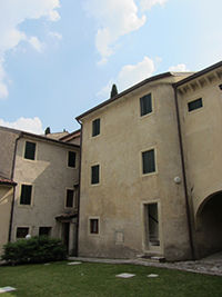 Appartamento in contesto storico